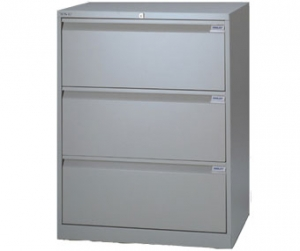 Шкаф металлический картотечный BISLEY 08 SF3 купить на выгодных условиях в Красноярске