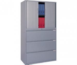 Шкаф металлический для хранения документов BISLEY SYC10/30T/3 купить на выгодных условиях в Красноярске