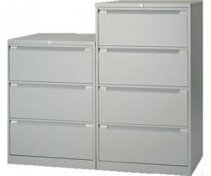 Шкаф металлический картотечный BISLEY DF3N (PC 3333) купить на выгодных условиях в Красноярске