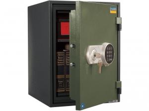 Огнестойкий сейф VALBERG FRS-49 EL купить на выгодных условиях в Красноярске