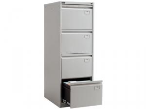 Шкаф металлический картотечный NOBILIS NF-04 купить на выгодных условиях в Красноярске