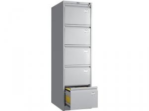 Шкаф металлический картотечный ПРАКТИК AFC-05 купить на выгодных условиях в Красноярске