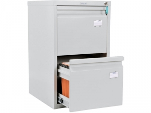 Шкаф металлический картотечный ПРАКТИК А-42 купить на выгодных условиях в Красноярске