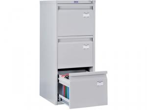 Шкаф металлический картотечный ПРАКТИК А-43 купить на выгодных условиях в Красноярске