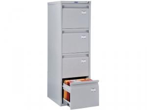 Шкаф металлический картотечный ПРАКТИК А-44 купить на выгодных условиях в Красноярске