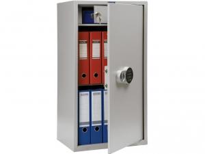 Шкаф металлический для хранения документов ПРАКТИК SL-87Т EL купить на выгодных условиях в Красноярске