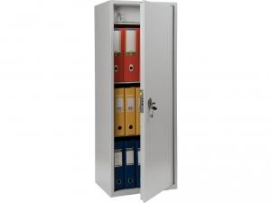 Шкаф металлический для хранения документов ПРАКТИК SL-125Т купить на выгодных условиях в Красноярске