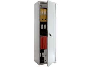 Шкаф металлический для хранения документов ПРАКТИК SL-150Т купить на выгодных условиях в Красноярске