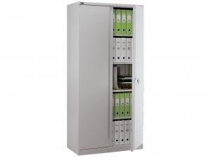 Шкаф металлический для хранения документов NOBILIS NM-1991 купить на выгодных условиях в Красноярске
