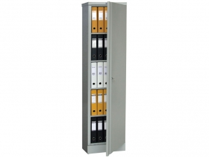 Шкаф металлический для хранения документов ПРАКТИК AM 1845 купить на выгодных условиях в Красноярске
