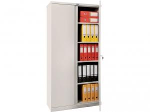 Шкаф металлический для хранения документов ПРАКТИК М 18 купить на выгодных условиях в Красноярске