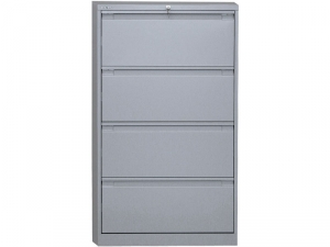 Шкаф металлический картотечный BISLEY DF4N (PC 3343) купить на выгодных условиях в Красноярске
