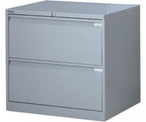 Шкаф металлический картотечный BISLEY 08 SF2 купить на выгодных условиях в Красноярске