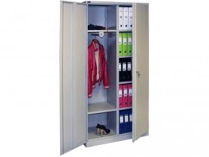 Шкаф металлический для хранения документов NOBILIS NM-1991/2U купить на выгодных условиях в Красноярске
