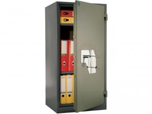 Шкаф металлический для хранения документов VALBERG BM-1260KL купить на выгодных условиях в Красноярске