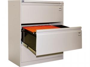 Шкаф металлический картотечный NOBILIS NF-3 купить на выгодных условиях в Красноярске