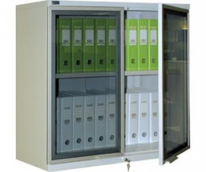 Шкаф металлический архивный NOBILIS NM-0991G купить на выгодных условиях в Красноярске