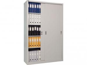 Шкаф металлический для хранения документов NOBILIS NMT-1912 купить на выгодных условиях в Красноярске