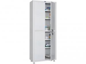 Металлический шкаф медицинский HILFE MD 2 1670/SS купить на выгодных условиях в Красноярске