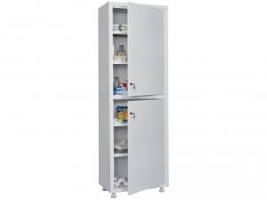 Металлический шкаф медицинский HILFE MD 1 1760/SS купить на выгодных условиях в Красноярске
