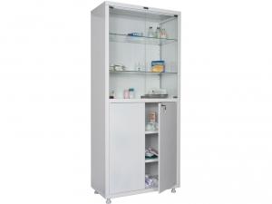 Металлический шкаф медицинский HILFE MD 2 1780/SG купить на выгодных условиях в Красноярске