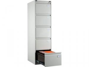 Шкаф металлический картотечный NOBILIS NF-05 купить на выгодных условиях в Красноярске