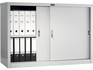 Шкаф металлический архивный NOBILIS АМТ 0812 купить на выгодных условиях в Красноярске