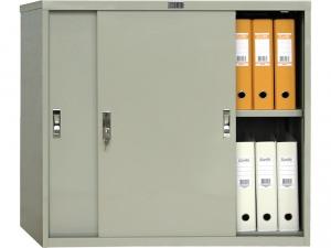 Шкаф металлический архивный NOBILIS AMT 0891 купить на выгодных условиях в Красноярске