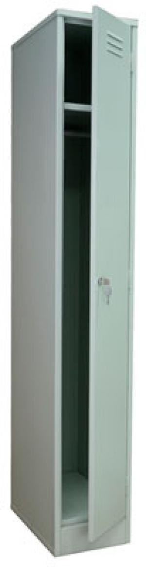 Шкаф металлический для одежды ШРМ - 11/400 купить на выгодных условиях в Красноярске