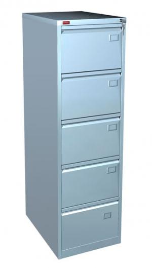 Шкаф металлический картотечный КР - 5 купить на выгодных условиях в Красноярске