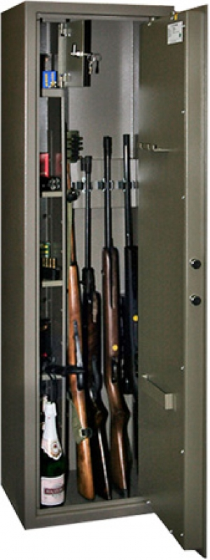 Шкаф и сейф оружейный VALBERG САФАРИ EL купить на выгодных условиях в Красноярске