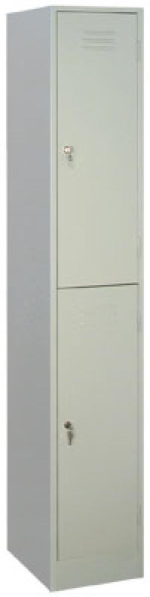Шкаф металлический для одежды ШРМ - 12 купить на выгодных условиях в Красноярске