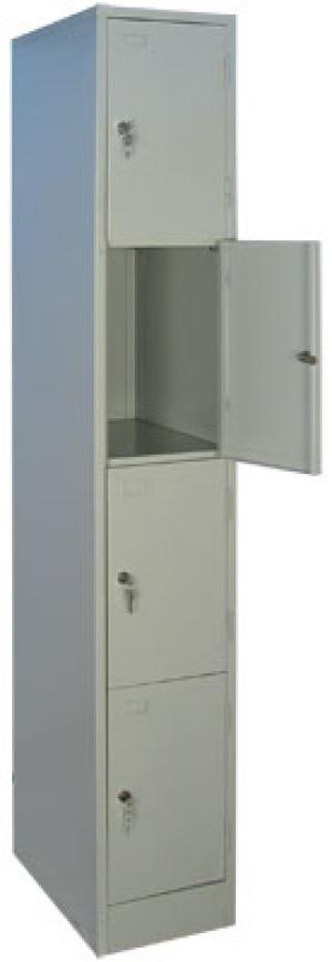 Шкаф металлический для сумок ШРМ - 14 купить на выгодных условиях в Красноярске