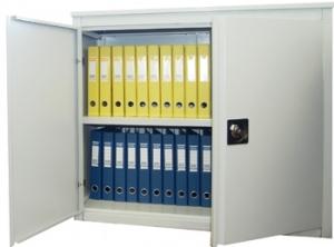 Шкаф металлический архивный АLR-8810 купить на выгодных условиях в Красноярске