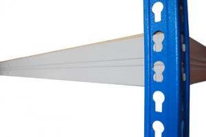 Балка для складского металлического стеллажа-91 (комплект) купить на выгодных условиях в Красноярске