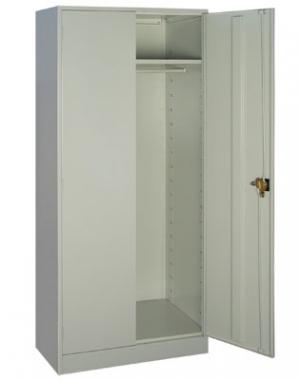 Шкаф металлический для одежды ШАМ - 11.Р купить на выгодных условиях в Красноярске