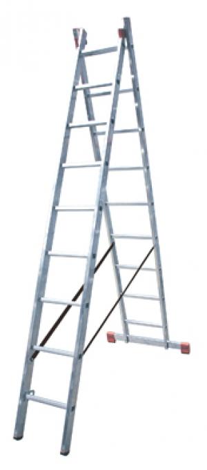 Лестница Dubilo 2x9 купить на выгодных условиях в Красноярске