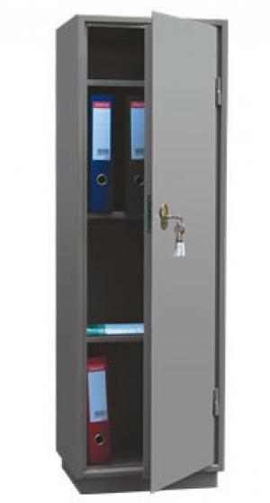 Шкаф металлический для хранения документов КБ - 21 / КБС - 21 купить на выгодных условиях в Красноярске