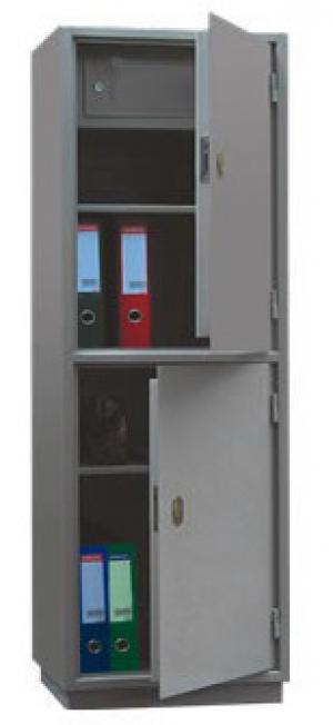 Шкаф металлический для хранения документов КБ - 032т / КБС - 032т купить на выгодных условиях в Красноярске