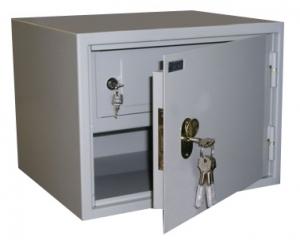 Шкаф металлический бухгалтерский КБ - 02т / КБС - 02т купить на выгодных условиях в Красноярске