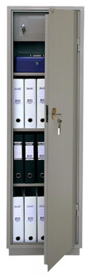 Шкаф металлический бухгалтерский КБ - 031т / КБС - 031т купить на выгодных условиях в Красноярске