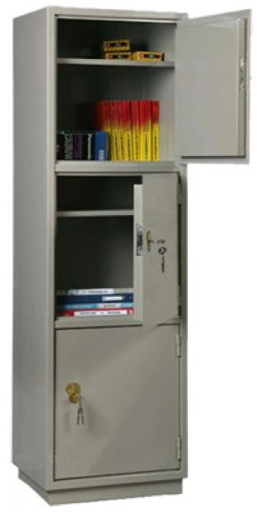 Шкаф металлический бухгалтерский КБ - 033 / КБС - 033 купить на выгодных условиях в Красноярске