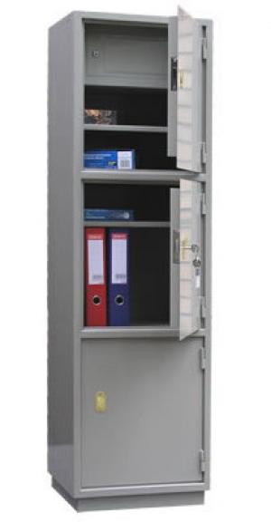 Шкаф металлический бухгалтерский КБ - 033т / КБС - 033т купить на выгодных условиях в Красноярске