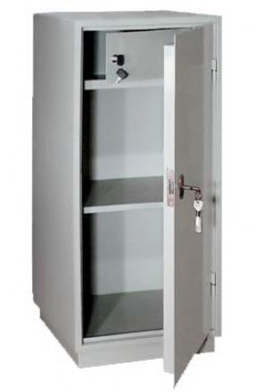 Шкаф металлический для хранения документов КБ - 041т / КБС - 041т купить на выгодных условиях в Красноярске