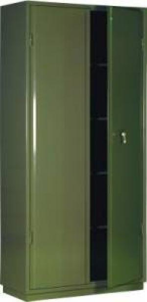 Шкаф металлический бухгалтерский КС-10 купить на выгодных условиях в Красноярске