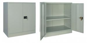 Шкаф металлический для хранения документов ШАМ - 0,5/400 купить на выгодных условиях в Красноярске
