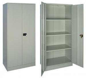 Шкаф металлический для хранения документов ШАМ - 11/400 купить на выгодных условиях в Красноярске