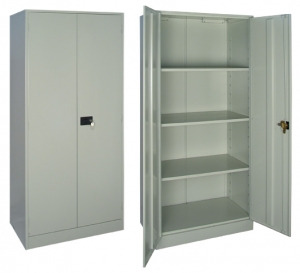 Шкаф металлический для хранения документов ШАМ - 11 купить на выгодных условиях в Красноярске