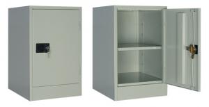 Шкаф металлический для хранения документов ШАМ - 12/680 купить на выгодных условиях в Красноярске