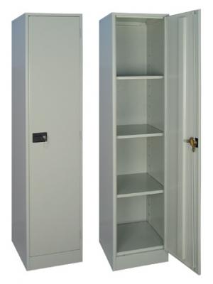 Шкаф металлический для хранения документов ШАМ - 12 купить на выгодных условиях в Красноярске